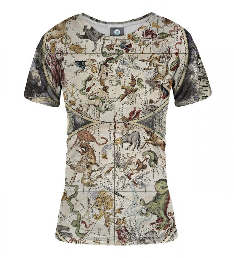damska koszulka inspirowana twórczością A. Durera