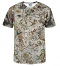 Map of the sky T-shirt, by Albrecht Durer