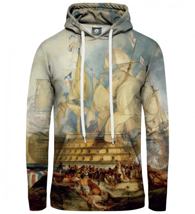 hoodie inspired by William Turner
