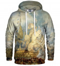 The battle of Trafalgar Hoodie, by William Turner