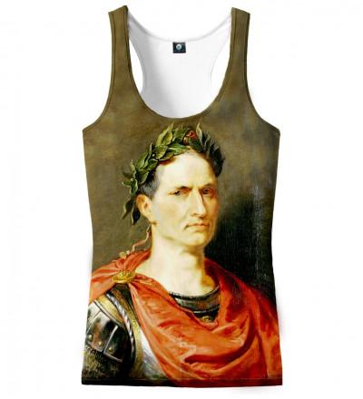 tank top with Julius Cesar motive