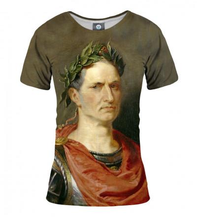 koszulka z motywem juliusza cezara