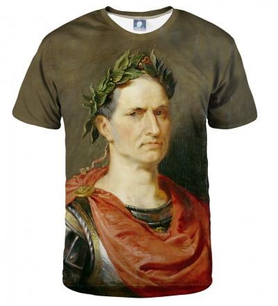 tshirt with julius cesar motive