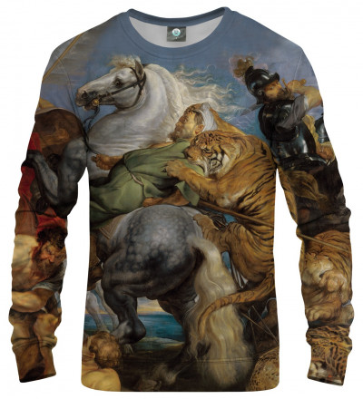 sweatshirt inspired by Peter Paul Rubens