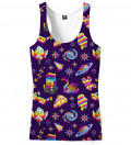 Pixel perfect Tank Top