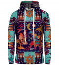 Tribal Connections women hoodie