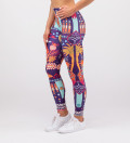 Tribal Connections Leggings