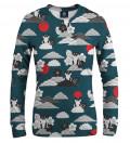 Shiba inu women sweatshirt