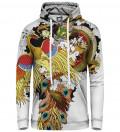 Godfight women hoodie