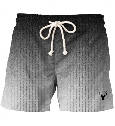 shorts with fk you inscription