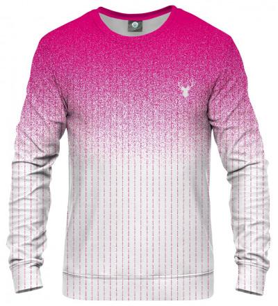 sweatshirt with fk you motive