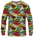 Comic Sweatshirt