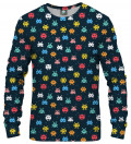 Bluza Space Invaders