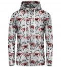 Cheeky Monkey women hoodie