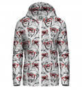 Cheeky Monkey Zip Up Hoodie