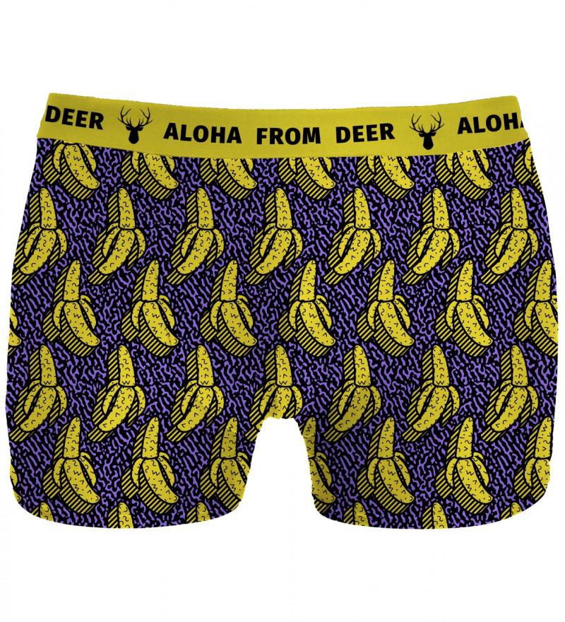 underwear with bananas motive