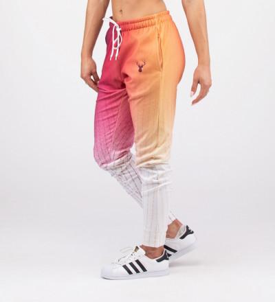 spodnie z napisami fk you