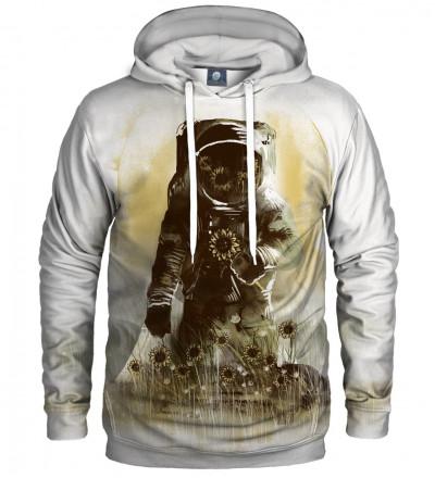 bluza z motywem astronauty