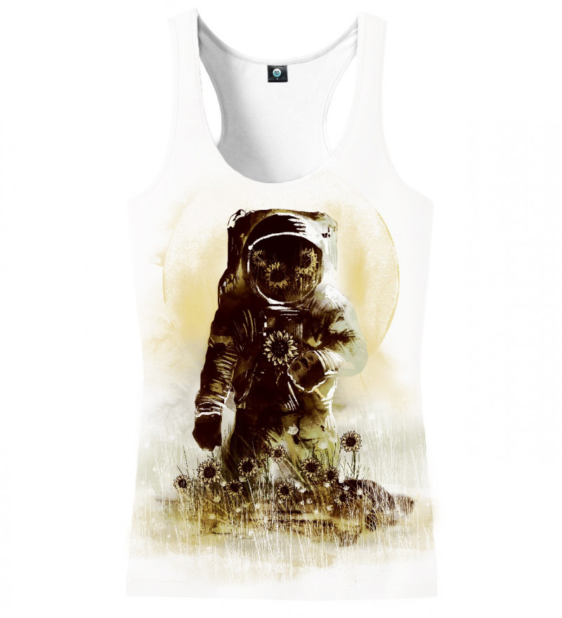tank top with astronomer motive