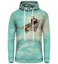 hoodie with dreamer motive