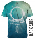 tshirt with eclipse motive