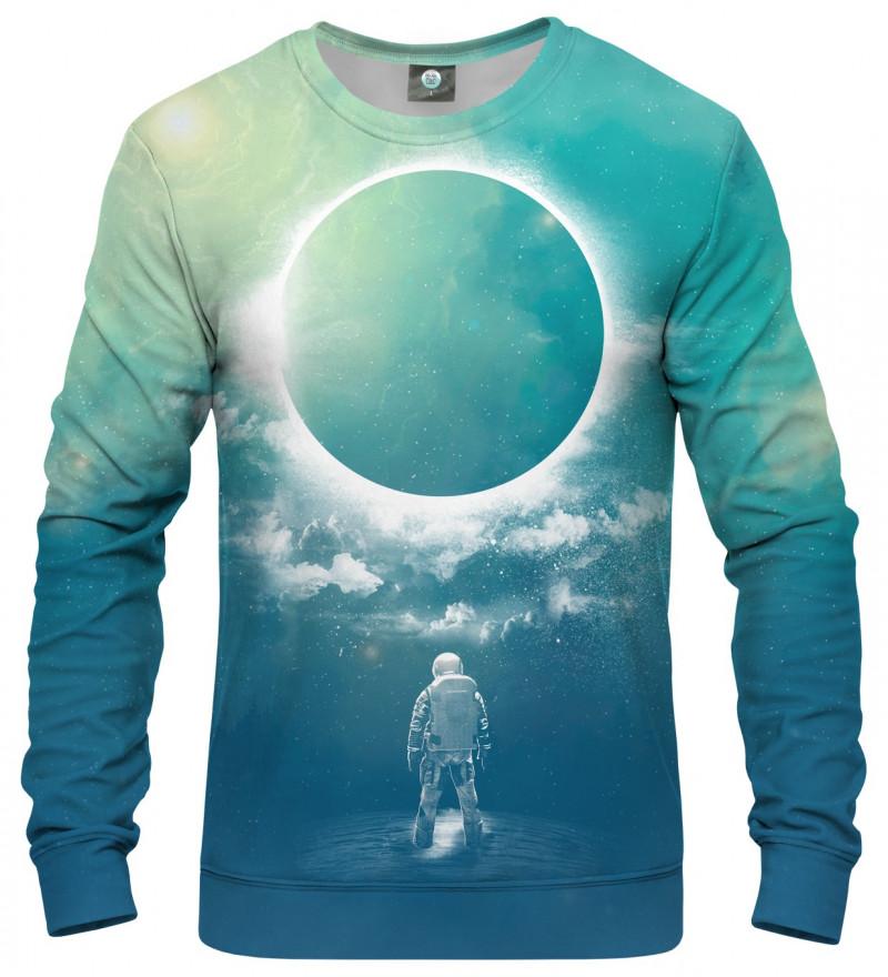sweatshirt with eclips emotive