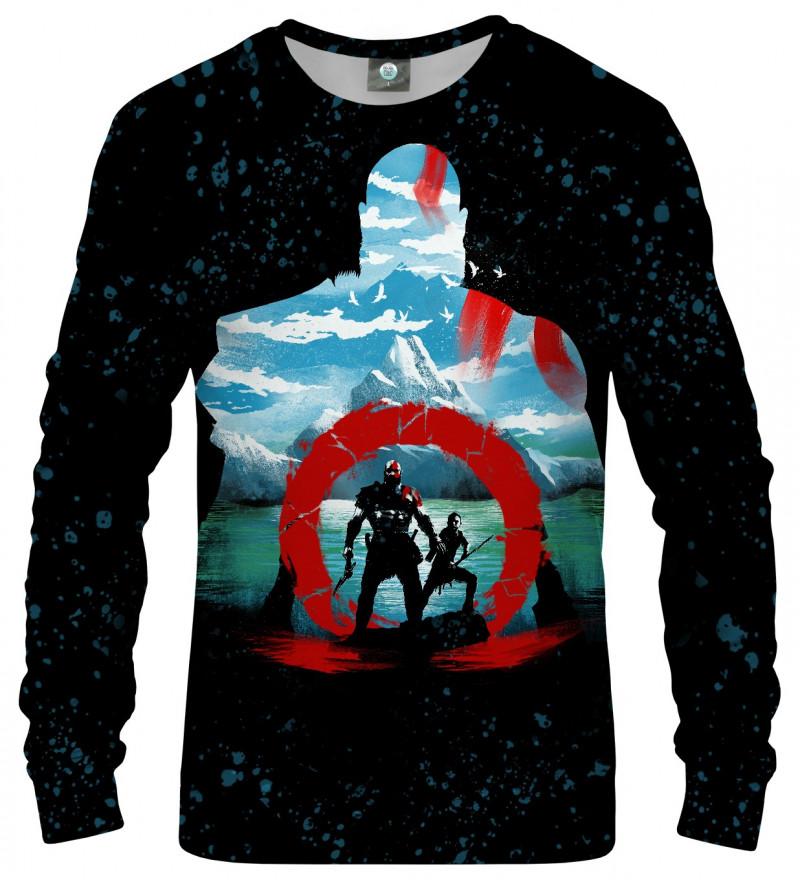 sweatshirt with game motive