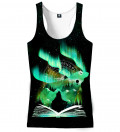 Golden Compass Tank Top