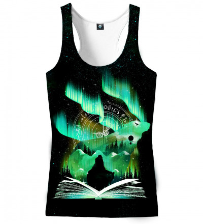 tank top with movie motive