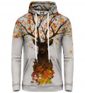 Into the Woods women hoodie