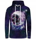 Bluza damska z kapturem Lost in Space