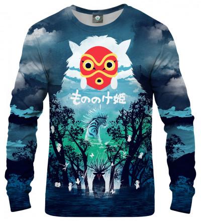 sweatshirt with princess motive