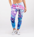 Azure Fantasy women sweatpants