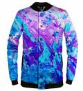Azure Fantasy baseball jacket