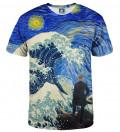 T-shirt Starry Wanderer of Kanagawa