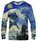 Bluza Starry Wanderer of Kanagawa