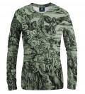 Durer Series - Apocalypse women sweatshirt, by Albrecht Durer
