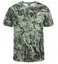 Durer Series - Apocalypse T-shirt, by Albrecht Durer