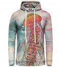 Jellyfish women hoodie
