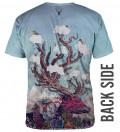 tshirt with deer motive