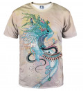 Journeying Spirit - Ermine T-shirt