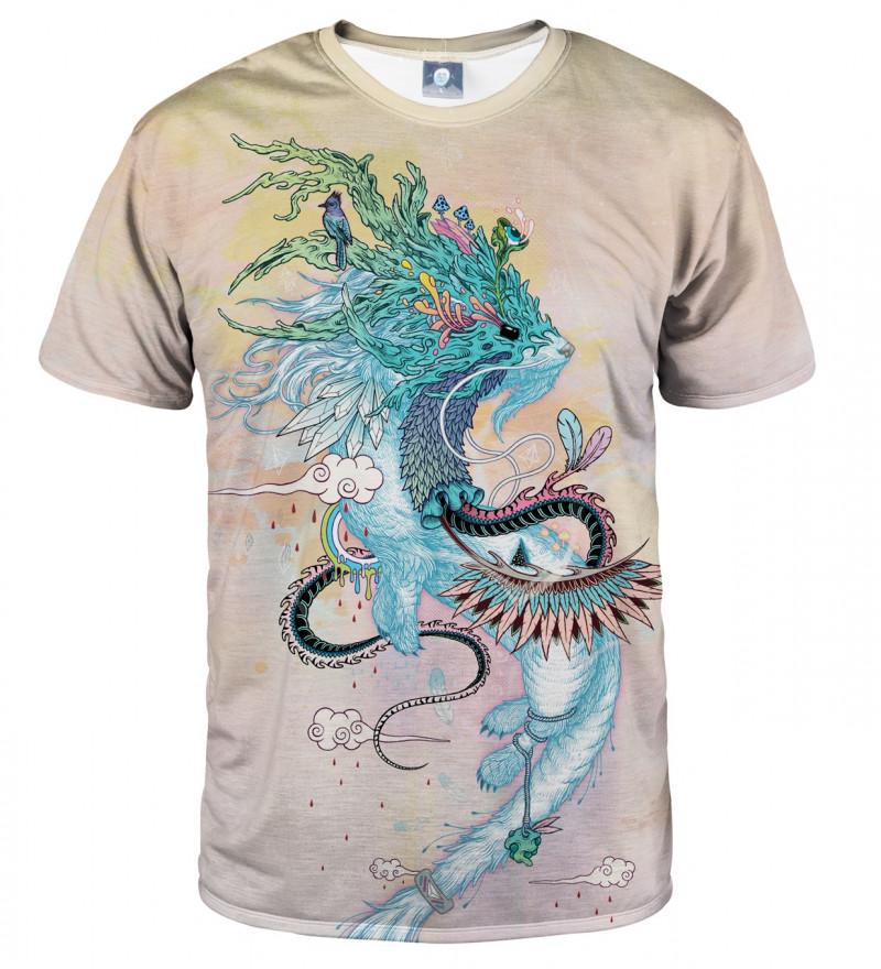 koszulka z motywem gronostaja