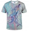 T-shirt Journeying Spirit - Shark