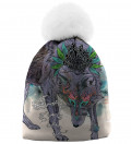 Journeying Spirit - Wolf Beanie