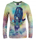 Spectral Cat women sweatshirt