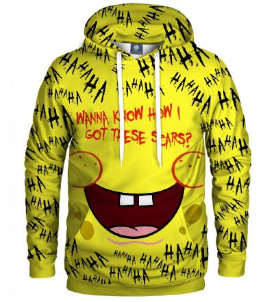 hoodie with spongebob motive