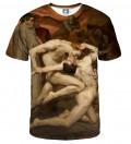 koszulka z motywem artystycznym