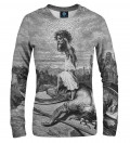 Bluza damska Dore Series - David & Goliath, inspirowana twórczością Paula Gustave'a Doré