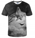 T-shirt Dore Series - Death Raven, inspirowany twórczością  Paula Gustave'a Doré