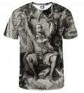 Dore Series - Don Quixote T-shirt, by Paul Gustave Doré
